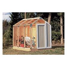 Small Picture Amazoncom Fast Framer Universal Storage Shed Framing Kit