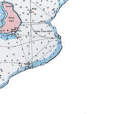 Lake Simcoe Depth Chart Lake Simcoe Depth Chart Map Fishing Lake Simcoe