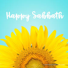 Happy Sabbath From Life Hope Truth Happy Sabbath Happy