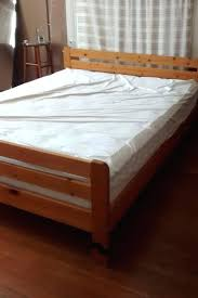 Queen Bed Frame And Mattress Set Recharge Queen Size Luxury Firm ...