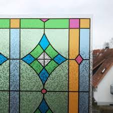 Amazonde Dekorfolie Statische Fensterfolie Abbey Meterware