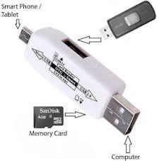 Card Readers at Upto 80% OFF - Buy USB Card Reader, CF Card ...