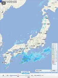 河内 長野 天気 雨雲 レーダー