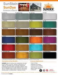 Stains Sundye Sundek Concrete Coatings And Concrete Repair