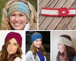 Crochet Headband Pattern Simple 48 Crochet Headband Patterns AllFreeCrochet