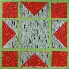 Evening Star Quilt Block Tutorial - 4 , 6 , 8 , 10  and 12  blocks ... & Evening Star Quilt Block Tutorial - 4