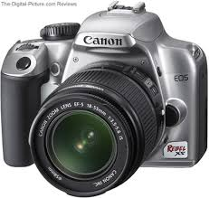 Canon Eos Rebel Xs 1000d Review