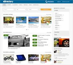 Listing Template 16 Directory Listing Bootstrap Themes Templates Free