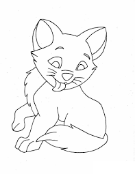 Today, i will share about kitty cat coloring pages. Free Printable Cat Coloring Pages For Kids