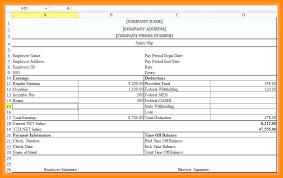 Format Salary Slip Simple Employee Salary Slip Format Free Templates Payslip Template Pdf Uk