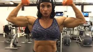 45 years young IFBB Pro Frances Mendez- Female muscle - YouTube