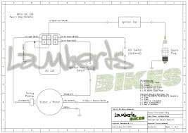 Technical information for a cushman scooter engine | it the eagle is the most. 6 Pin Ac Motorcycle Cdi Wiring Diagram Pdf Lamberts Bikes