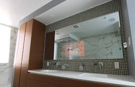 tv mirror glass for bathroom vanties
