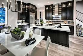light and dark kitchen cabinets outstanding dark kitchen cabinets with light wood floors inspirations pros and