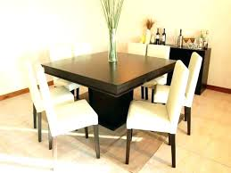 Round Dining Room Tables For 8 Kitchen Table For 8 8 Seat Kitchen Table 8  Seat
