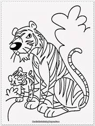 Small Picture Saber Tooth Tiger Coloring Pages Perfect Coloring Pictures Of A