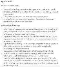 How To Nail The 6 Key Parts Of A Job Description Linkedin Talent Blog