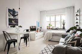 minimalist apartment decor