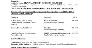 Resume Wonderful Design Resume Format Samples 1 Sample Wonderful
