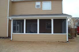 3 season porch enclosures plexiglass windows for screened porch
