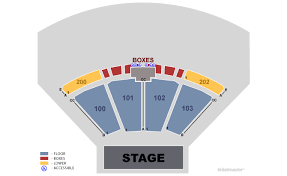 South Side Ballroom Seating Chart The Pavilion At Toyota Music Factory Irving Tickets