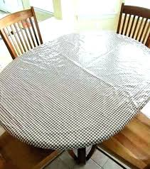 fitted vinyl table cloth fitted vinyl tablecloths for rectangular tables plastic table cloth round oblong 36