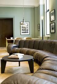 Blue walls brown furniture Color Scheme Dark Brown Light Blue Wall Brown Couch Pinterest Light Blue Wall Brown Couch Decorating Inspirations Pinterest