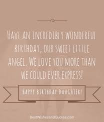 40 Beautiful Ways To Say Happy Birthday Daughter Unique Quotes Enchanting Birthday Quotes For Daughter