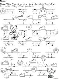 Kindergarten Worksheets Reading Kindergarten Worksheets Alphabet ...