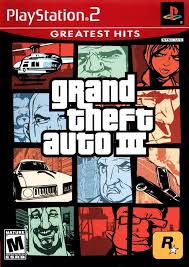grand theft auto playstation greatest hits grand theft auto 3