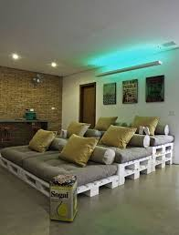 game room lighting ideas. diy stadium style home theater seating u2014 final frame game room lighting ideas