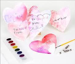 Secret Valentines Craft Kit Valentine Cards Crayola Com Crayola