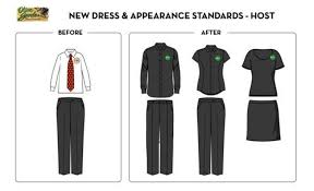 what to wear for olive garden interview