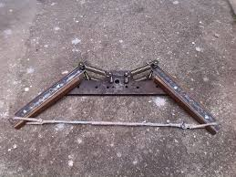 Spring Crossbow Design Is It Possible To Make A Crossbow Using 2 Springs And 2