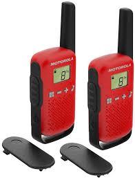 Купить Комплект <b>раций Motorola Talkabout T42</b> 16кан. до 4км ...