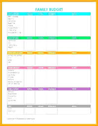 Budget For Young Adults Easy Budget Template Metabots Co