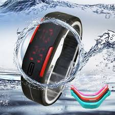 ultra thin silicone men watches sports digital led bracelet watch ultra thin silicone men watches sports digital led bracelet watch gift for dad