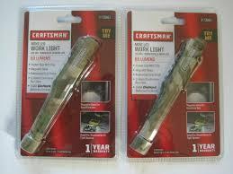 Craftsman Pen Light 80 Lumen Led Flashlight Craftsman Work Lights Upc Barcode Upcitemdb Com