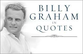 Billy Graham Quotes Custom 48 Uplifting Billy Graham Quotes FaithGateway