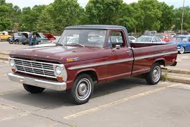 1967 Ford F-100 1/2 Ton Values | Hagerty Valuation Tool®