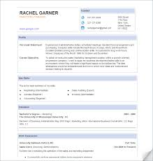 Free Sample Resume Templates, Advice And Career Tools - Resume Surgeon