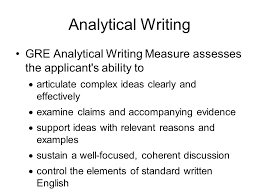 writing assignment review lesson writing requirement to 3 analytical