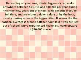 Dental Hygienist Salary What Are Dental Hygienists