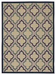 nourison aloha red indoor outdoor rug modern outdoor rugs by home brands usa