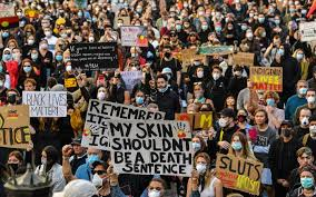 Sydney protest today live stream. Thousands Rally Across Australia To Protest Against Deaths Of Indigenous People Rnz News
