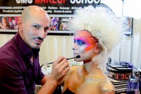 fashion makeup by mua roque cozzette for cmc makeup at the makeup show dallas model