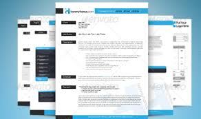 Professional Templates Professional Proposal And Invoice Templates Designmodo