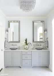 double sink vanity mirror bathroom