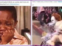 TikTok Down Funny Memes and Jokes Trend ...