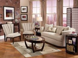 Upholstered Living Room Furniture Living Room Chairs Accent Chair Living Room Sausalito Nutty